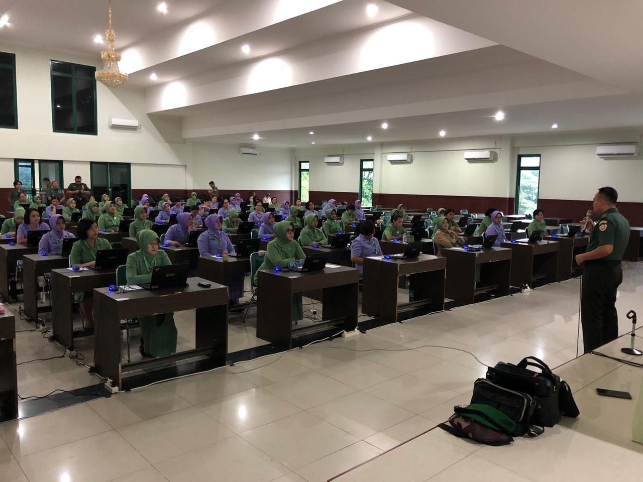 PEMERIKSAAN PSIKOLOGI  CALON ATASE PERTAHANAN (ATHAN) RI MATRA DARAT MENGGUNAKAN CAT-INDONESIA